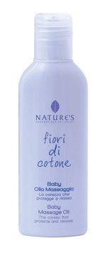 Natures Nature's Fiori di Cotone Bio Massage Oil