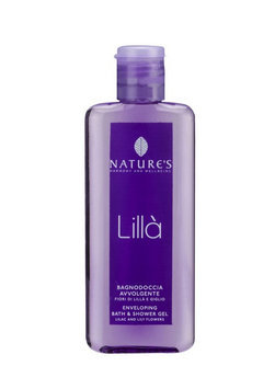 Natures NATURE'S - Lilla Bath and Shower Gel 200ml