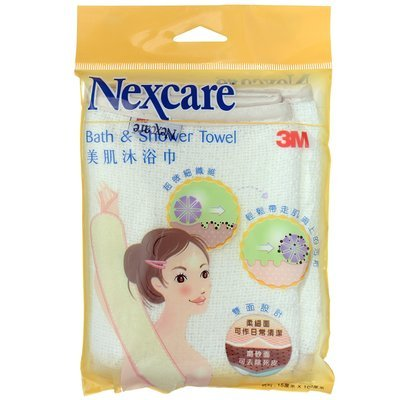 3M - Nexcare Bath & Shower Towel 1 pc