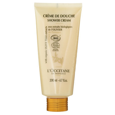 L'Occitane Organic Olive Shower Cream