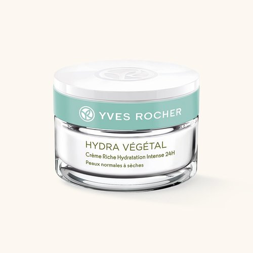 Yves Rocher - 24H Hydrating Rich Cream 50ml