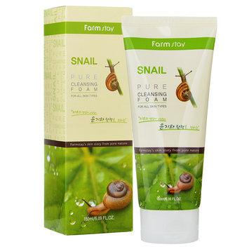 Farm Stay - Snail Pure Cleansing Foam 180ml