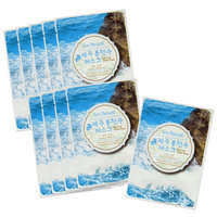 Soo Beaut - Jeju Lave Water Mask (Soothing, Moisturizing) 10 pcs