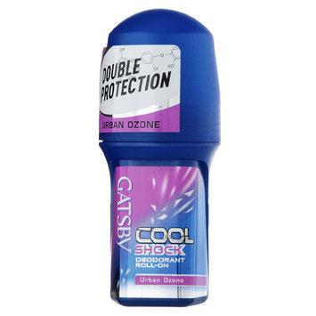 Mandom - Gatsby Cool Shock Deodorant Roll-On (Urban Ozone) 50ml
