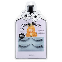 KOJI DollyWink False Eyelashes #10 Sweet Cat