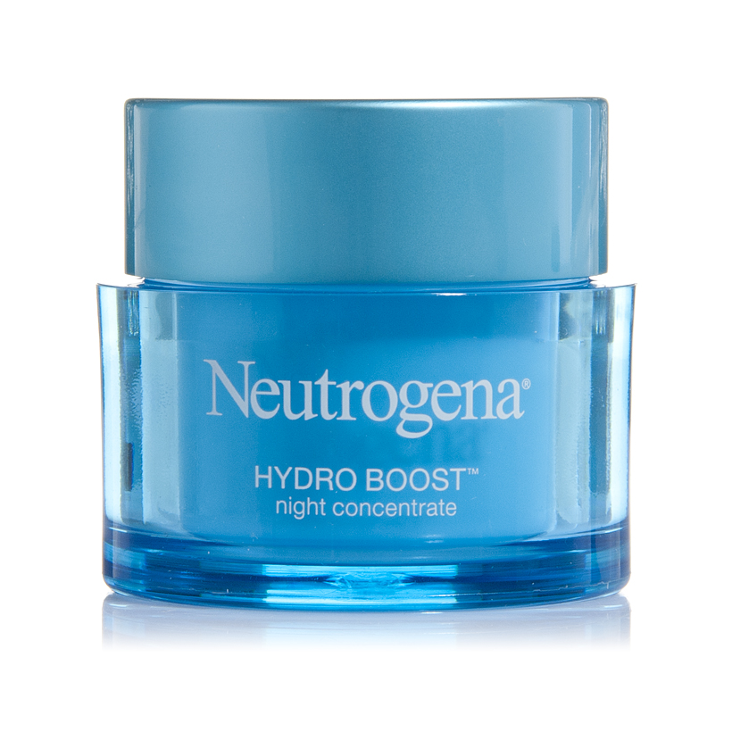 Neutrogena® Hydro Boost Night Concentrate Sleeping