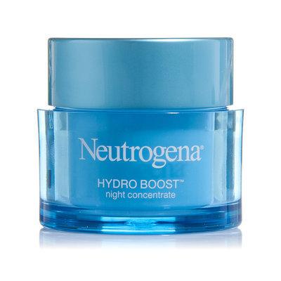 Neutrogena® Hydro Boost Night Concentrate Sleeping