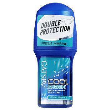Mandom - Gatsby Cool Shock Deodorant Roll-On (Fresh Marine) 50ml