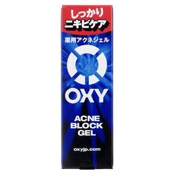 Mentholatum - OXY Acne Block Gel 18g