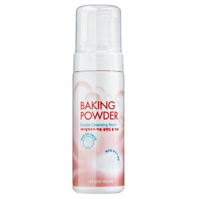 Etude House - Baking Powder Bubble Cleansing Moist 150ml/5.07oz
