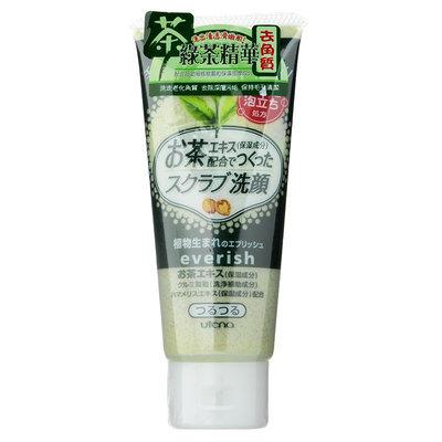 Utena - Everish Scrub Wash C (Green Tea) 130g