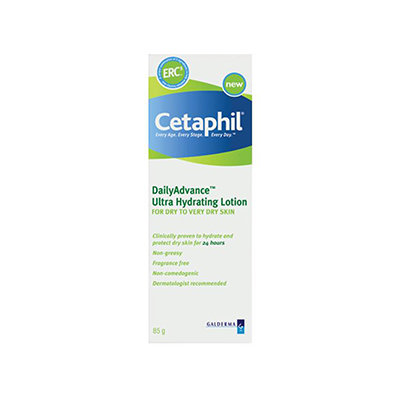Cetaphil - Daily Advance Ultra Hydrating Lotion (Small) 85g
