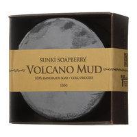 Sunki - Soapberry Volcano Mud HandMade Soap 130g