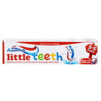 Aquafresh Little Teeth Fluoride Toothpaste 3- 5 Years