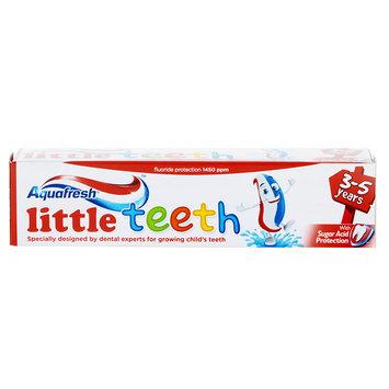 Aquafresh Little Teeth Fluoride Toothpaste 3- 5 Years