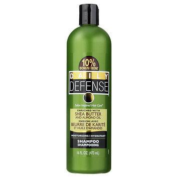 DAILY DEFENSE - Color Safe Moisturizing Shampoo (Argan Oil) 473ml/16oz