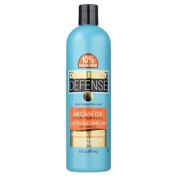 DAILY DEFENSE - Color Safe Moisturizing Conditioner (Shea Butter and Almond Oil) 473ml/16oz