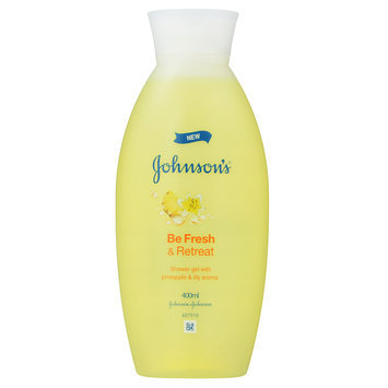 Johnson's Baby Johnson's - Shower Gel with Pineapple and Lily Aroma 400ml