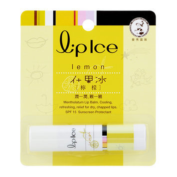Mentholatum - Lipice Lip Balm SPF15 (Lemon) 3.5g