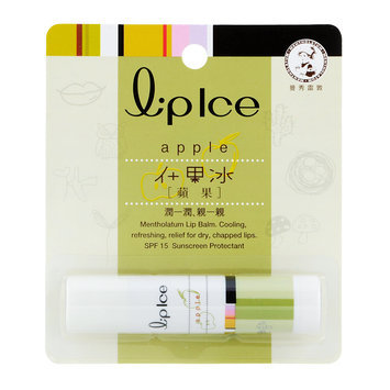 Mentholatum - Lipice Lip Balm SPF15 (Apple) 3.5g
