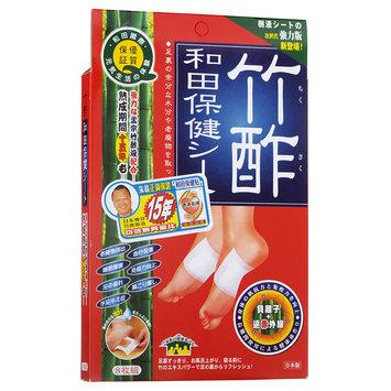 Horny - Foot Detoxifying Mask 8 pcs