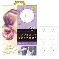 LUCKY TRENDY - Hair Spangle (HSP783) 6 pcs