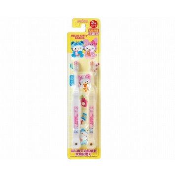 Ebisu - Hello Kitty Twin Toothbrush (B-S17) 2 pcs