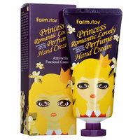 Farm Stay Princess Romantic Lovely Perfume Hand Cream - Anti-Wrinkle Functional 80g/2.66oz