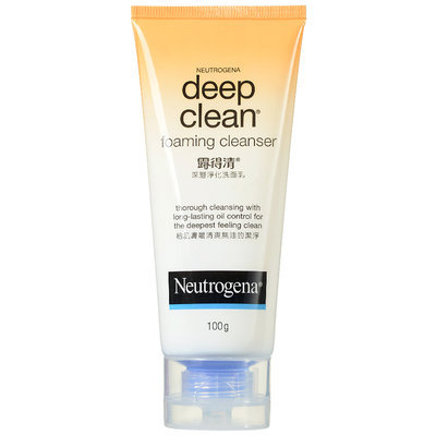 Neutrogena - Deep Clean Foaming Cleanser 100g