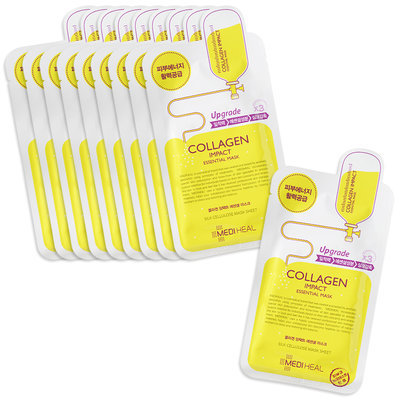 Mediheal - Collagen Impact Essential Mask 10 sheets