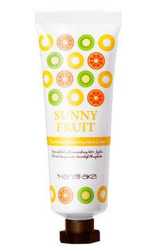 HANAKA - Q12 Repair Whitening Hand Cream (Sunny Fruit) 50g