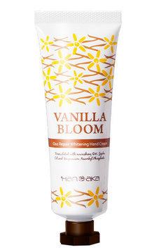 HANAKA - Q13 Repair Whitening Hand Cream (Vanilla Bloom) 50g