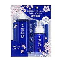 Kose - Medicated Sekkisei Special Set: Lotion + Emulsion 2 pcs