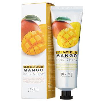 Jigott - Real Moisture Mango Hand Cream 100ml/3.38oz