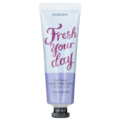 Etude House - Loving Days Hand Cream (Cool Sugar) 50ml/1.69oz