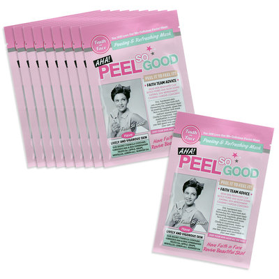 Faith in Face - Peel So Good Bio Cellulose Mask 10 pcs