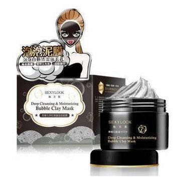 Sexy Look - Moisturizing Bubble Mud Mask 80g