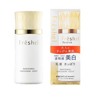 Kanebo - Freshel Whitening Emulsion Light 130ml