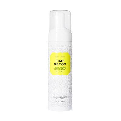 DUFT & DOFT - Lime Detox Gentle Foaming Hand Soap 200ml
