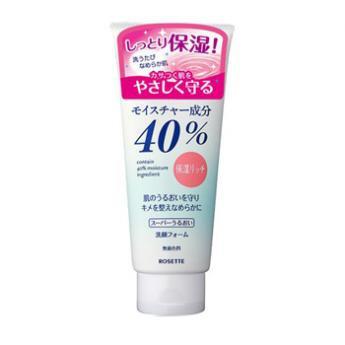 Rosette - 40% Super Face Wash Form 168g