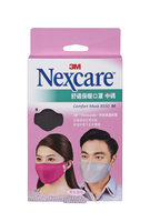 3M - Nexcare Comfort Mask (Black/M) 1 pc