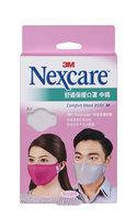 3M - Nexcare Comfort Mask (Dark Gray/M) 1 pc