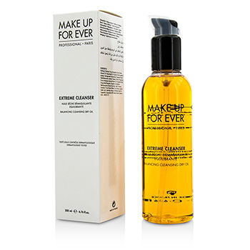 Make Up For Ever - Extreme Cleanser - Balancing Cleansing Dry Oil 200ml/6.76oz