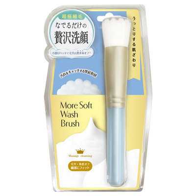 LUCKY TRENDY - More Soft Wash Brush 1 pc