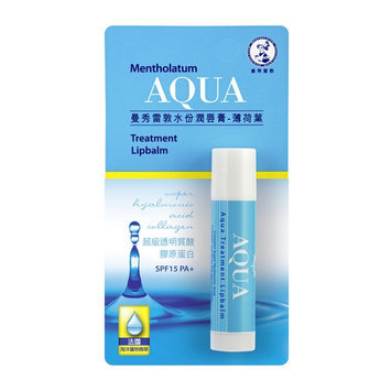 Mentholatum - Aqua Treatment Lip Balm 3.5g
