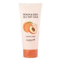 Skinfood - Peach and Seed Jelly Body Scrub 200g