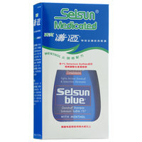 Mentholatum - Selsun Blue Medicated 325ml/11 oz