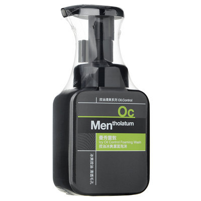 Mentholatum - Men OC Icy Oil Control Foaming Wash 150ml