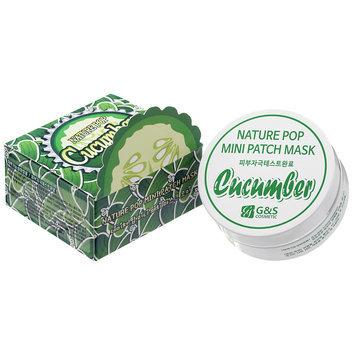G & S Cosmetic - Fruit Pop Mini Patch Mask (Cucumber) 30 pcs
