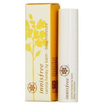 Innisfree - Canola Honey Lip Balm (Deep Moisture) 3.5g